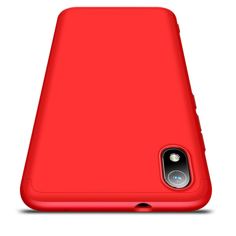 Husa Xiaomi Redmi 7A GKK 360 Full Cover Rosu