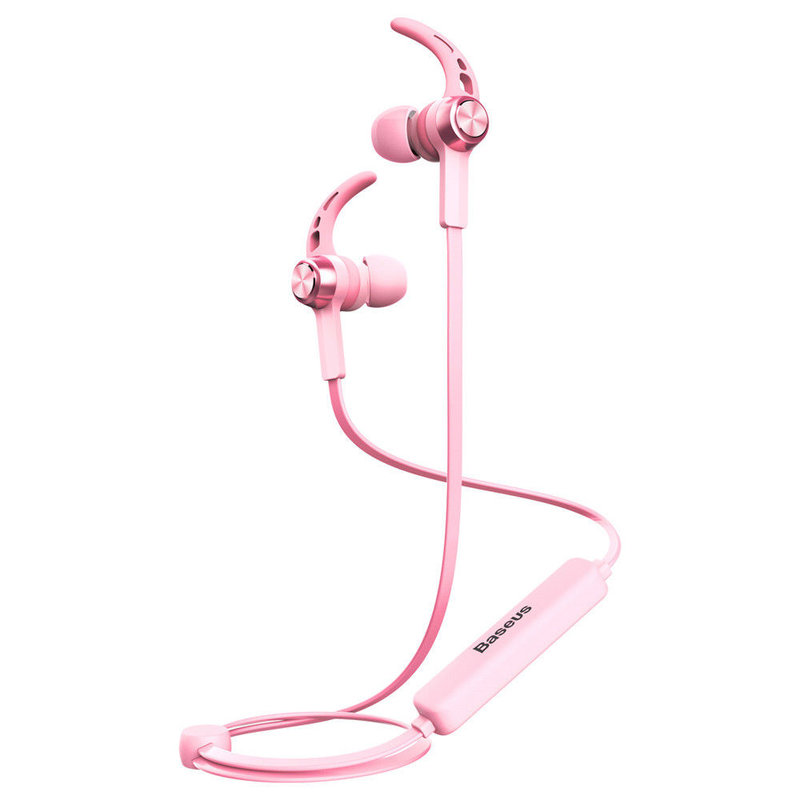 Casti In-Ear Wireless Baseus Encok B11 - NGB11-02 - Pink