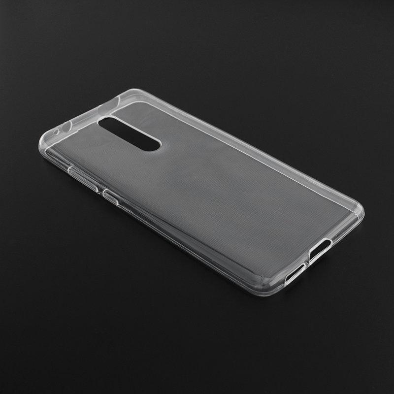Husa Xiaomi Mi 9T TPU UltraSlim Transparent