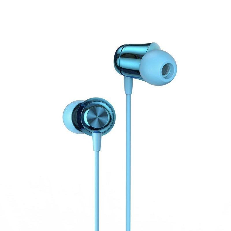 Casti In-Ear Cu Microfon Baseus Encok Wired H13 - Blue