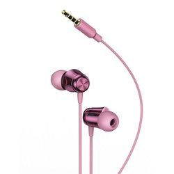 Casti In-Ear Cu Microfon Baseus Encok Wired H13 - Pink