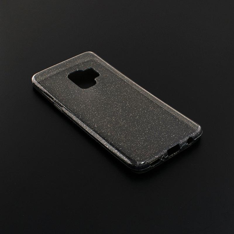 Husa Samsung Galaxy S9 Silicon Crystal Glitter Case - Fumuriu
