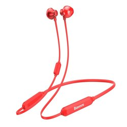Casti In-Ear Wireless Baseus Encok Sports S11A Bluetooth 4.2 - NGS11A-01 - Red