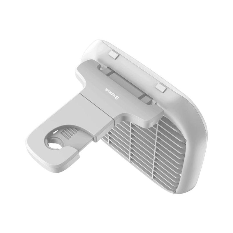 Ventilator auto pentru tetiera Baseus Foldable Backseat -CXZD-02- Alb
