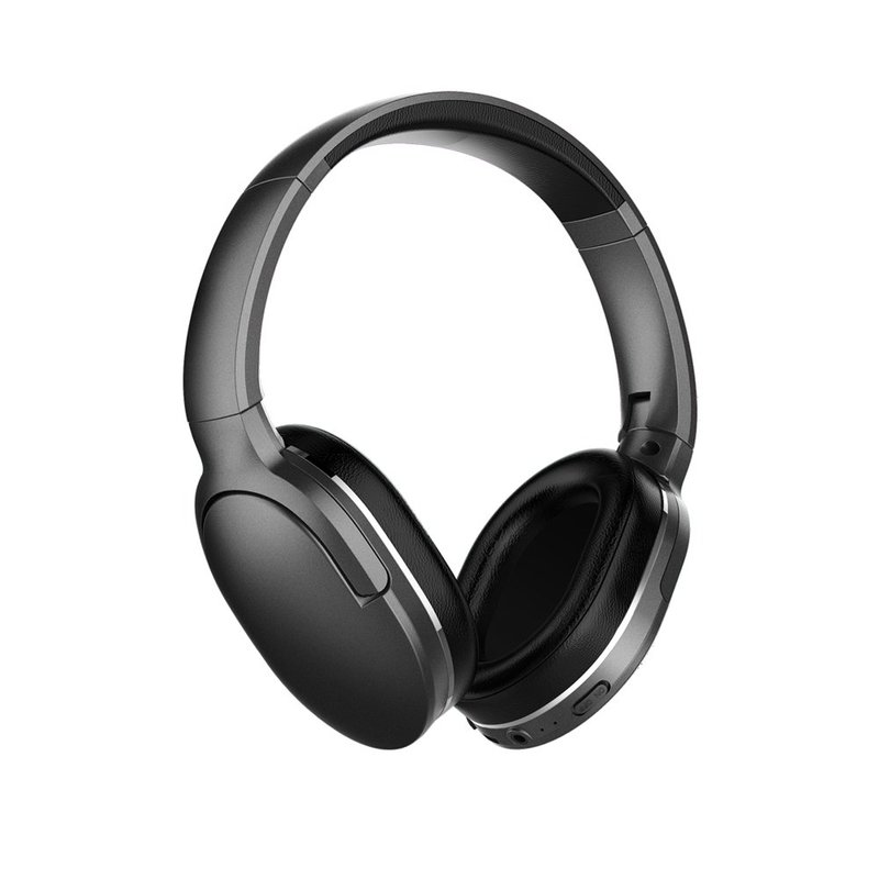 Casti On-Ear Wireless Baseus Encok D02 Bluetooth 5.0 -NGD02-01- Black