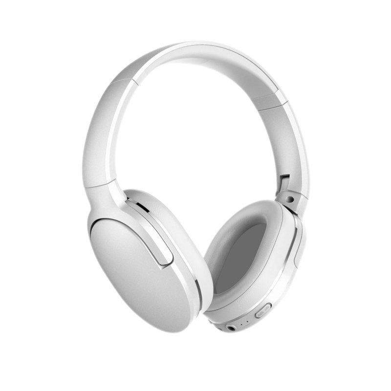 Casti On-Ear Wireless Baseus Encok D02 Bluetooth 5.0 -NGD02-02- White
