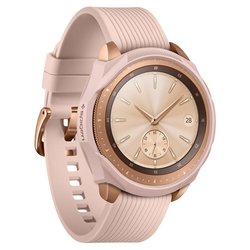 Bumper Spigen Samsung Galaxy Watch 42mm Liquid Crystal - Rose Gold
