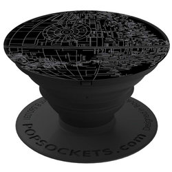 Popsockets Original, Suport Cu Functii Multiple - Death Star