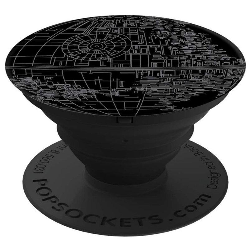 Popsockets Original, Suport Cu Functii Multiple - Death Star