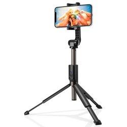 Suport Selfie Stick Tripod Spigen Aluminum Monopod - S540W - Black