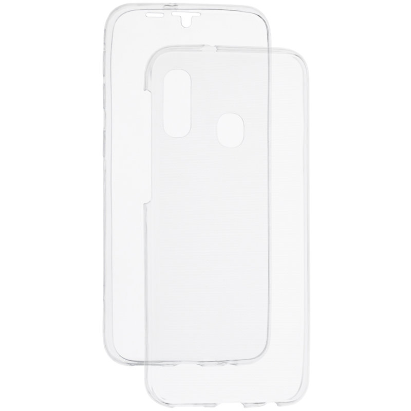 Husa Samsung Galaxy A20e TPU UltraSlim 360 Transparent