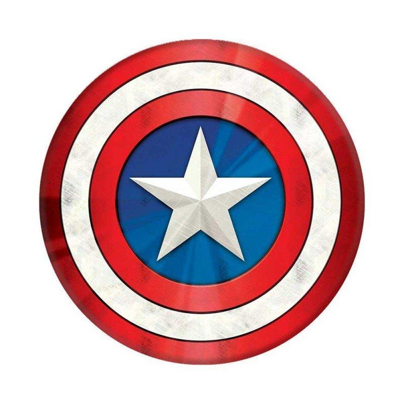 Popsockets Original, Suport Cu Functii Multiple - America Shield Icon