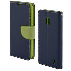 Husa Nokia 2.2 Flip Albastru MyFancy