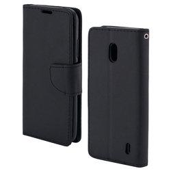 Husa Nokia 2.2 Flip Negru MyFancy