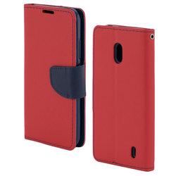 Husa Nokia 2.2 Flip Rosu MyFancy