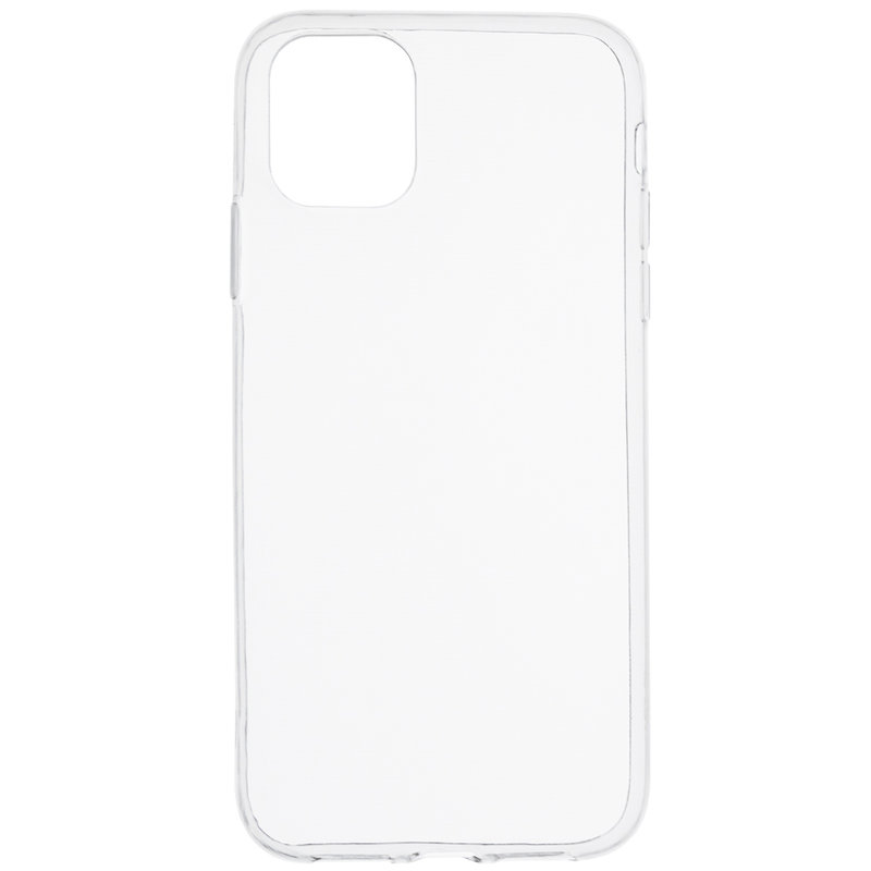 Husa iPhone 11 TPU UltraSlim Transparent