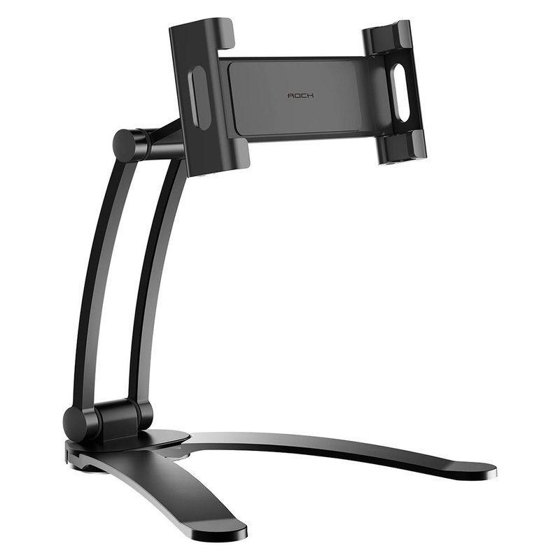 Suport Universal Telefon/Tableta Rock Adjustable Desktop Stand - RPH 0877 - Black