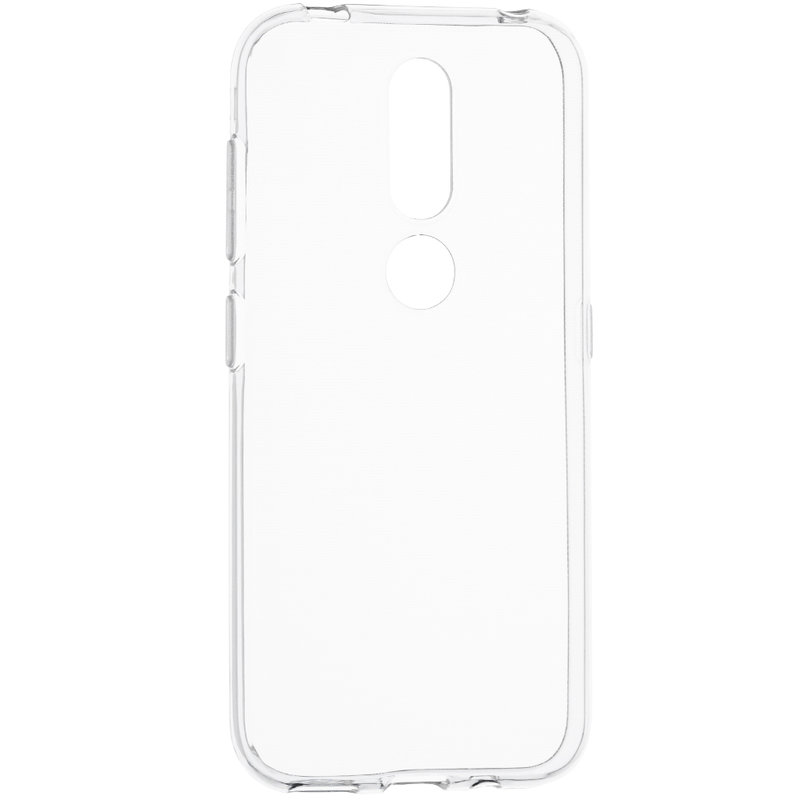 Husa Nokia 4.2 TPU Mobster - Transparent