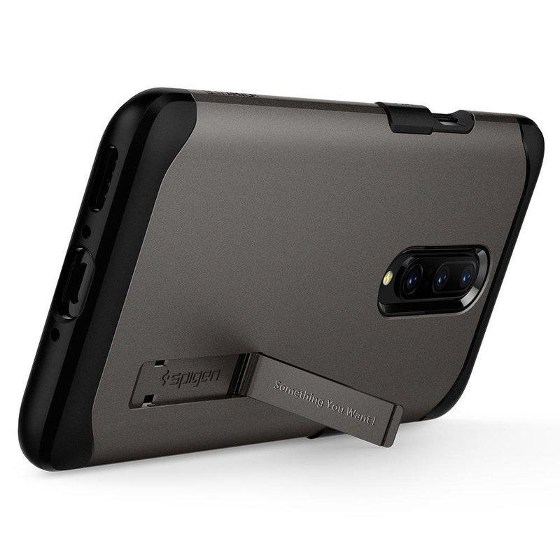 Husa Spigen OnePlus 7 Pro Slim Armor - Gunmetal