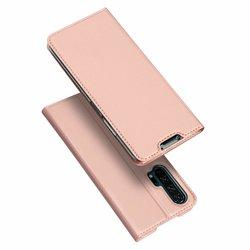 Husa Huawei Honor 20 Pro Dux Ducis Flip Stand Book - Roz