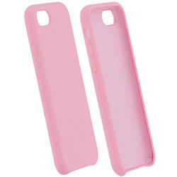 Husa iPhone 7 Silicon Soft Touch - Roz