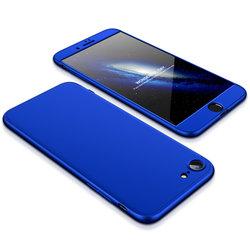 Husa Apple iPhone 7 GKK 360 Full Cover Albastru