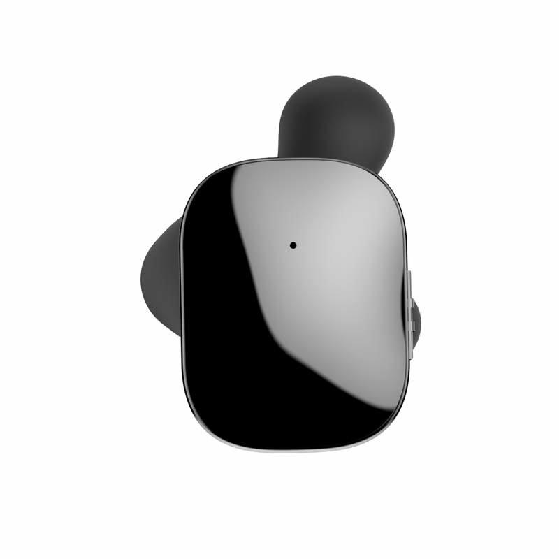 Casca Bluetooth Baseus Earphone Encok W02 Truly Headset - NGW02-01 - Black