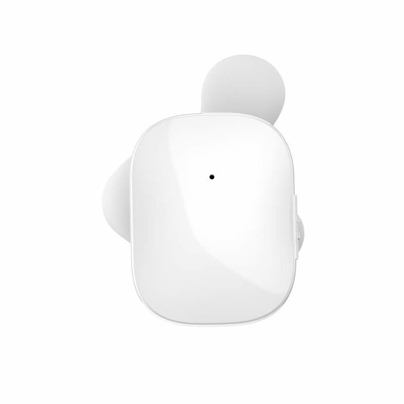 Casca Bluetooth Baseus Earphone Encok W02 Truly Headset - NGW02-02 - White
