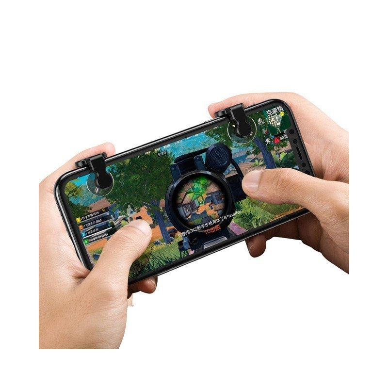 Suporti Cu Butoane Pentru Gaming  Baseus Red-Dot Scoring Tool Extra - ACHDCJ-01 - Black