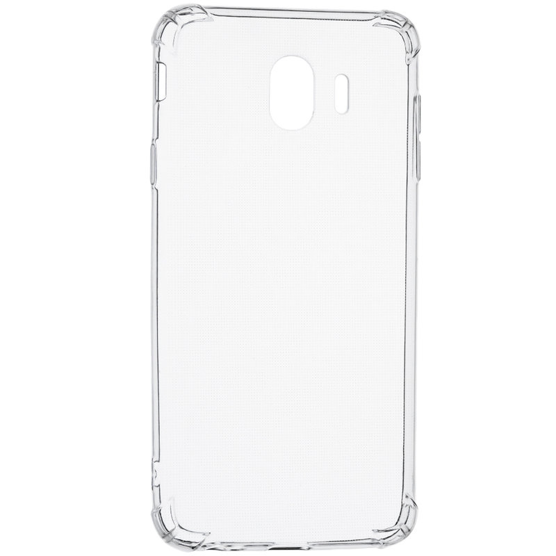 Husa Samsung Galaxy J4 2018 Silicon Ultraslim 0.5mm AirCushion - Transparent
