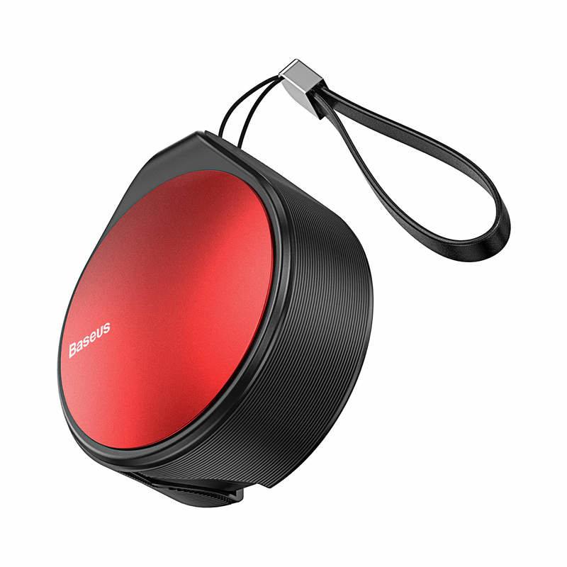 Cablu de date 3in1 Baseus Waterdrop Light-Micro-Type 1.5m - CAMLT-EP09 - Red