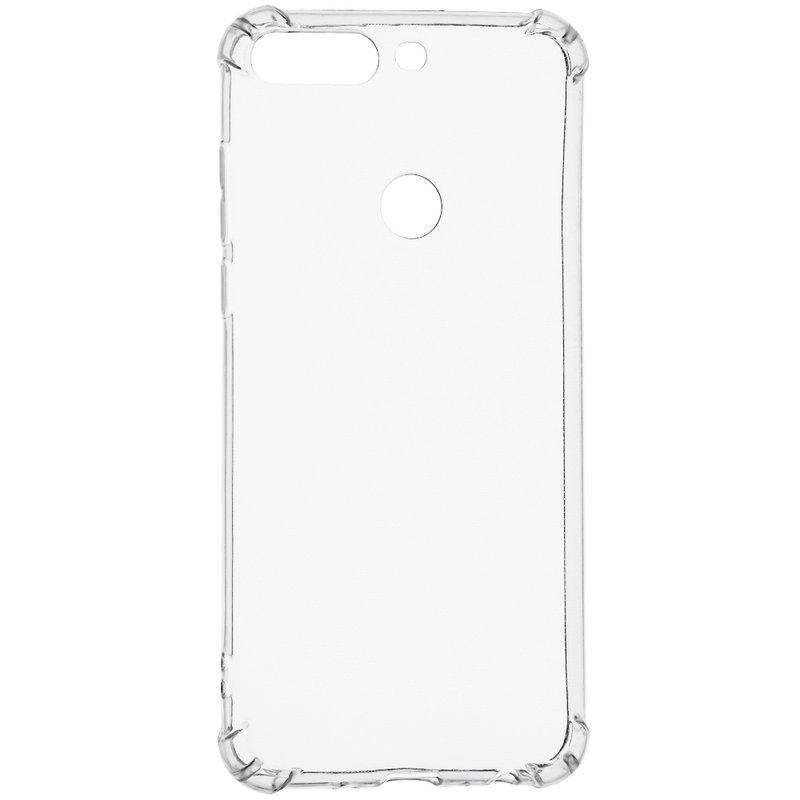 Husa Huawei Y7 Prime 2018 Silicon Ultraslim 0.5mm AirCushion - Transparent