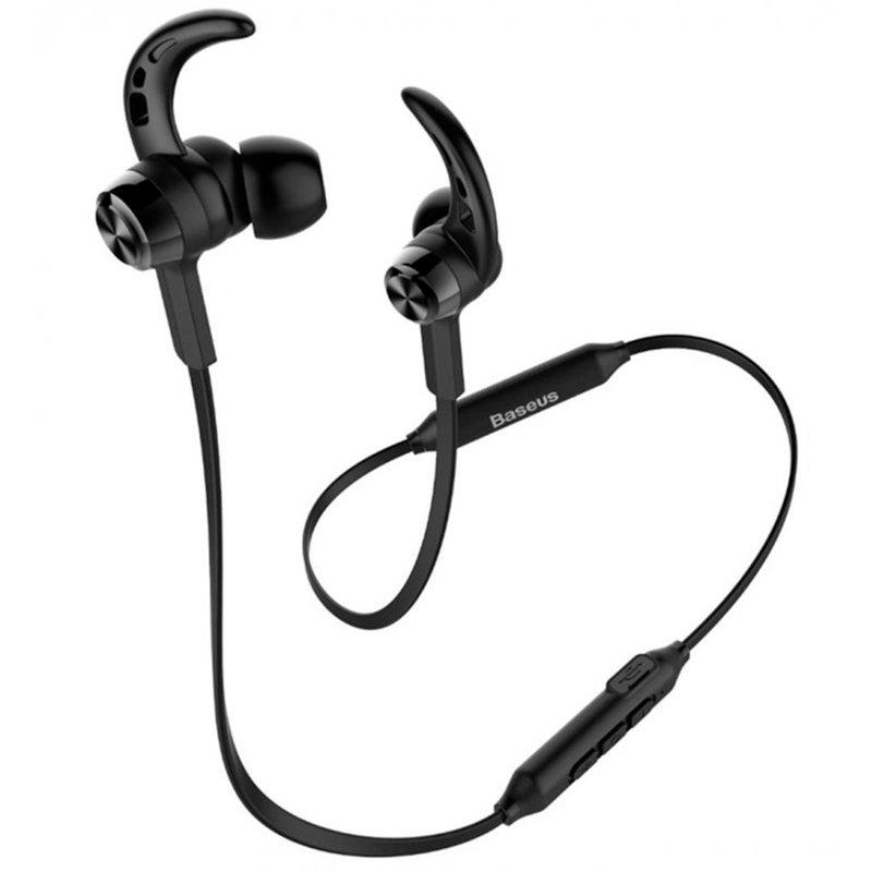 Casti In-Ear Wireless Baseus Earphone Bluetooth Encok S06 - NGS06-01 - Black