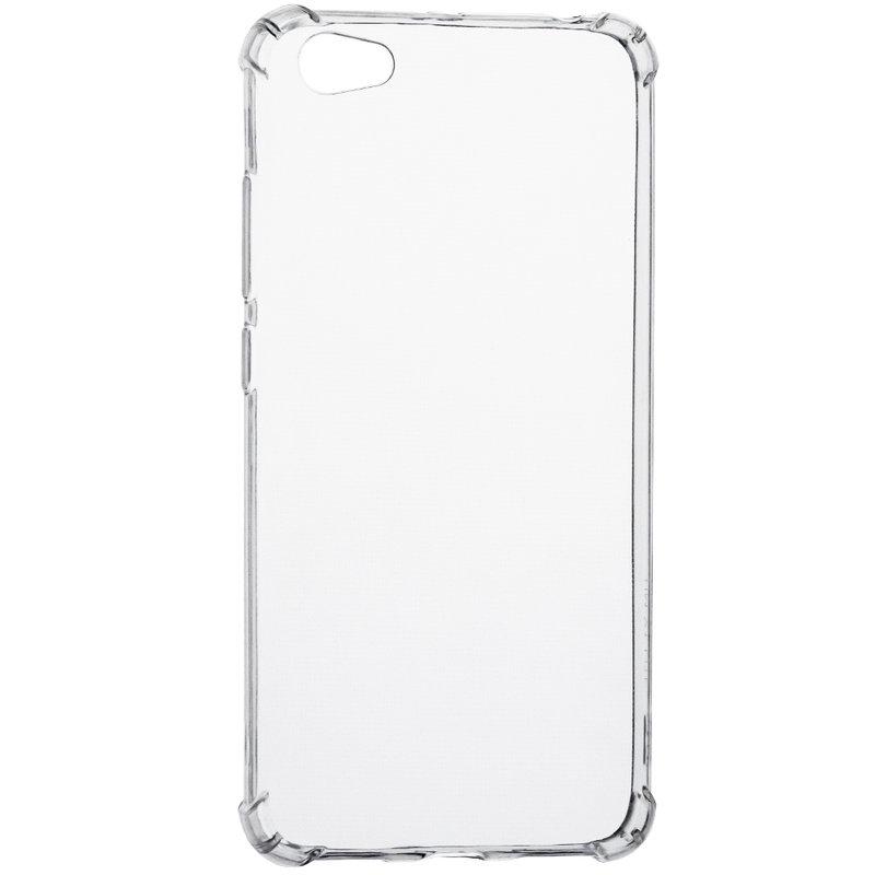 Husa Xiaomi Redmi Note 5A Silicon Ultraslim 0.5mm AirCushion - Transparent