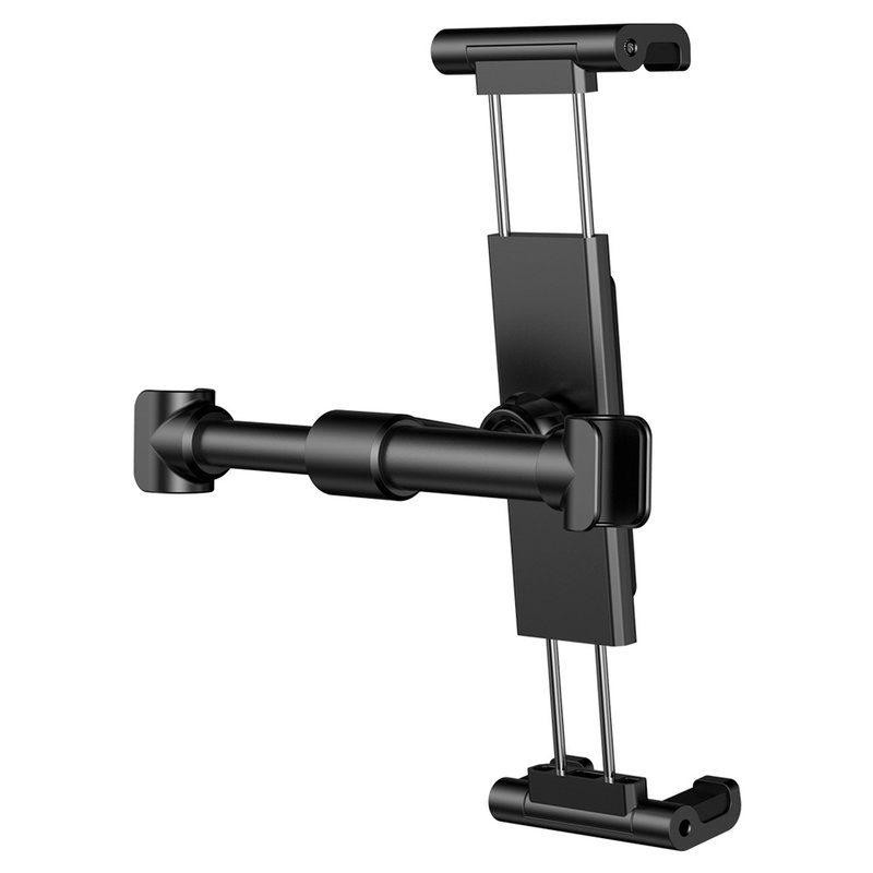 Suport Auto Tetiera Telefon/Tableta Baseus Backseat Adjustable Headrest Bracket - SUHZ-01 - Black