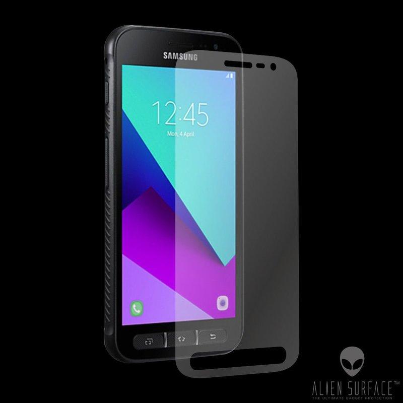 Folie Regenerabila Samsung Galaxy Xcover 4s Alien Surface XHD, Case Friendly - Clear