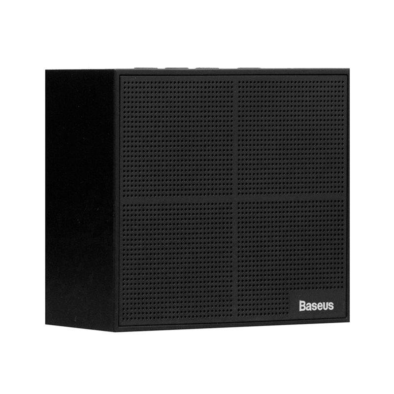 Boxa Portabila Bluetooth Baseus Encok E05 Music-Cube - NGE05-01 - Black