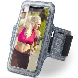 Husa Alergare Pentru Telefon Spigen Velo Sports Armband A700 - Camo