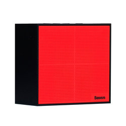 Boxa Portabila Bluetooth Baseus Encok E05 Music-Cube - NGE05-91 - Black/Red