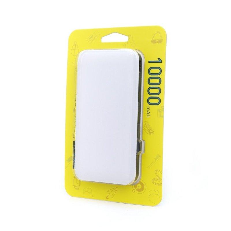 Baterie externa Silk Power Bank 10000mAh - White