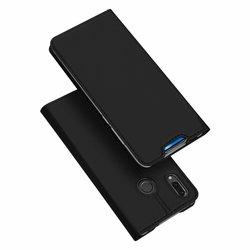 Husa Huawei P Smart Z Dux Ducis Flip Stand Book - Negru