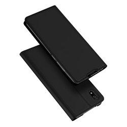 Husa Xiaomi Redmi 7A Dux Ducis Flip Stand Book - Negru