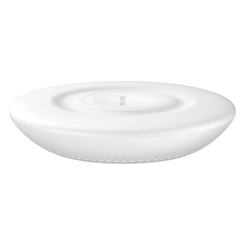 Incarcator Wireless Original Samsung Charging Pad with Wall Charger - EP-P3100TWE - White
