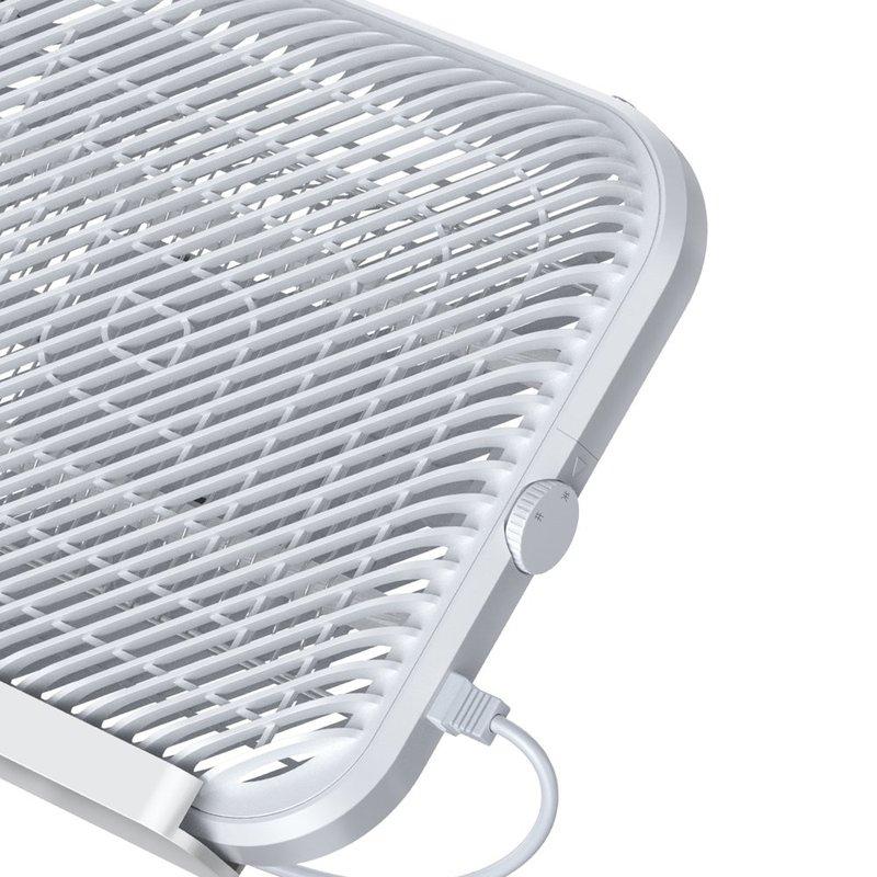 Aparat Profesional Anti-Insecte Baseus Wall-Mounted Electric Bionic Light - ACMWD-FB02 - White