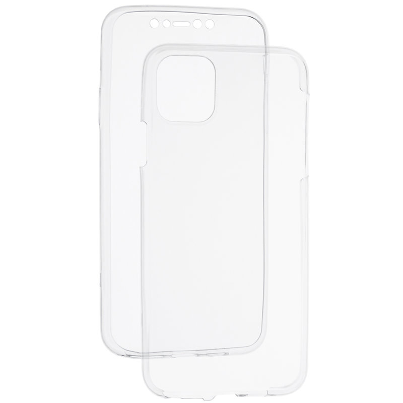 Husa iPhone 11 Pro Max TPU UltraSlim 360 Transparent