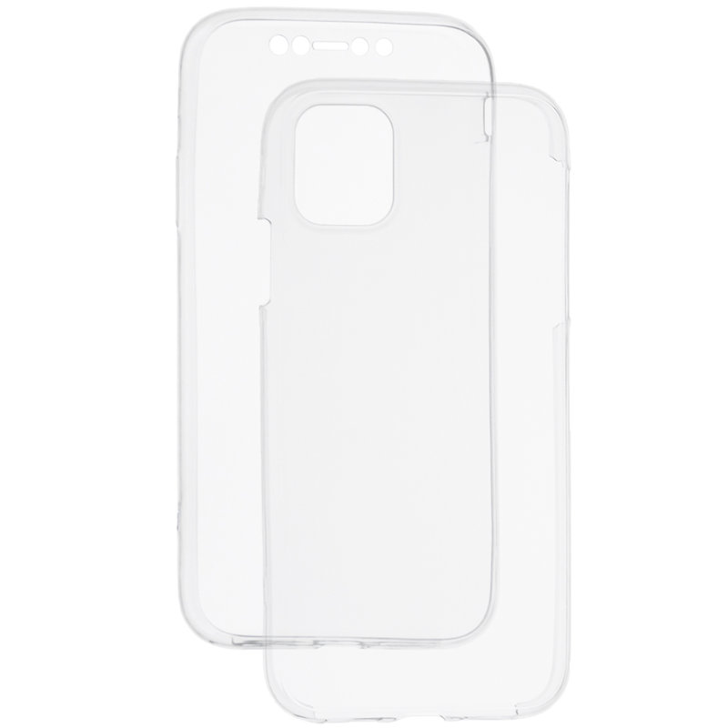 Husa iPhone 11 TPU UltraSlim 360 Transparent
