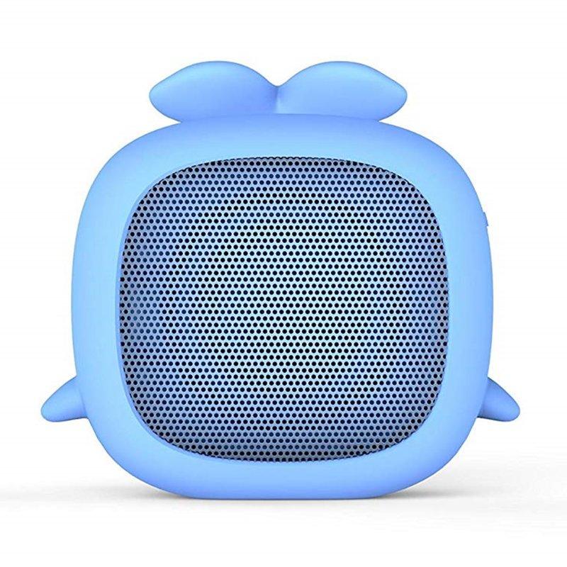 Boxa portabila pentru copii KitSound Boogie Buddy KSBOGWHA - Blue Whale