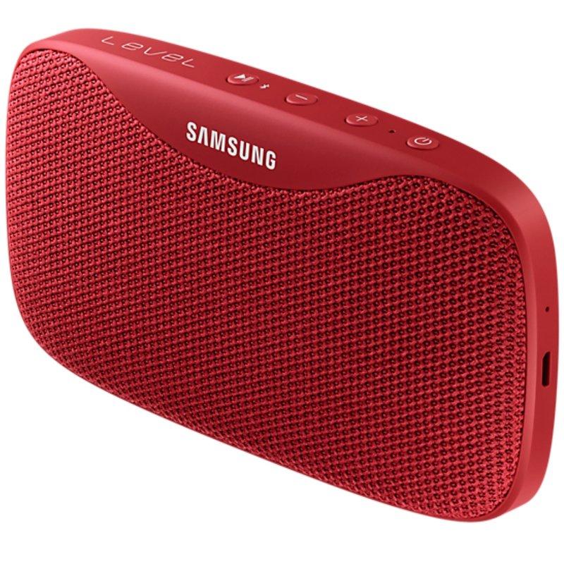Boxa portabila bluetooth Samsung Level Slim Box SG930CREGWW - Red