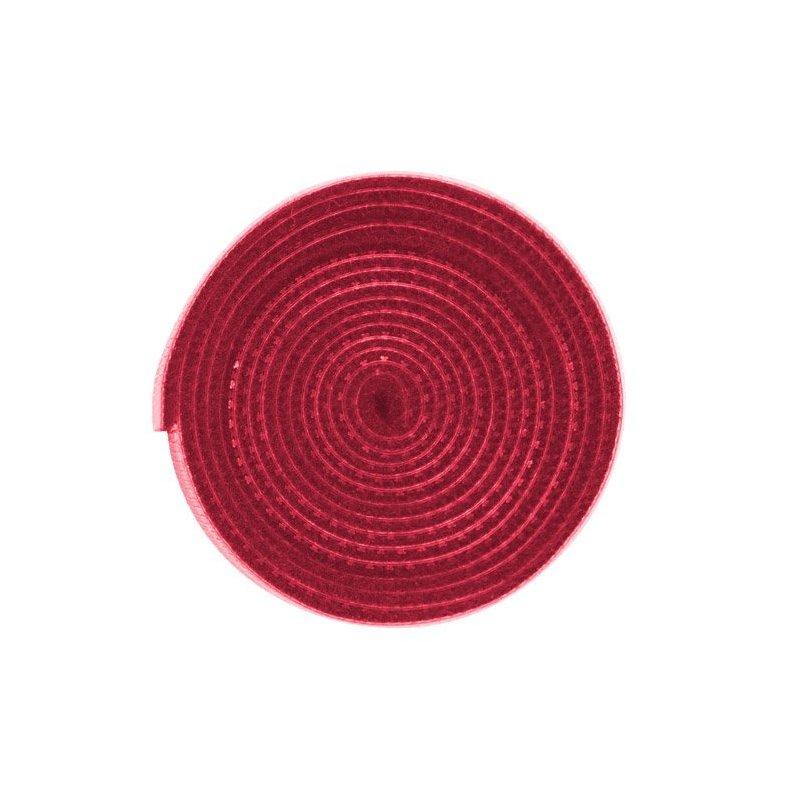 Organizator cabluri / Velcro Baseus Rainbow Circle 100cm -ACMGT-E09- Red
