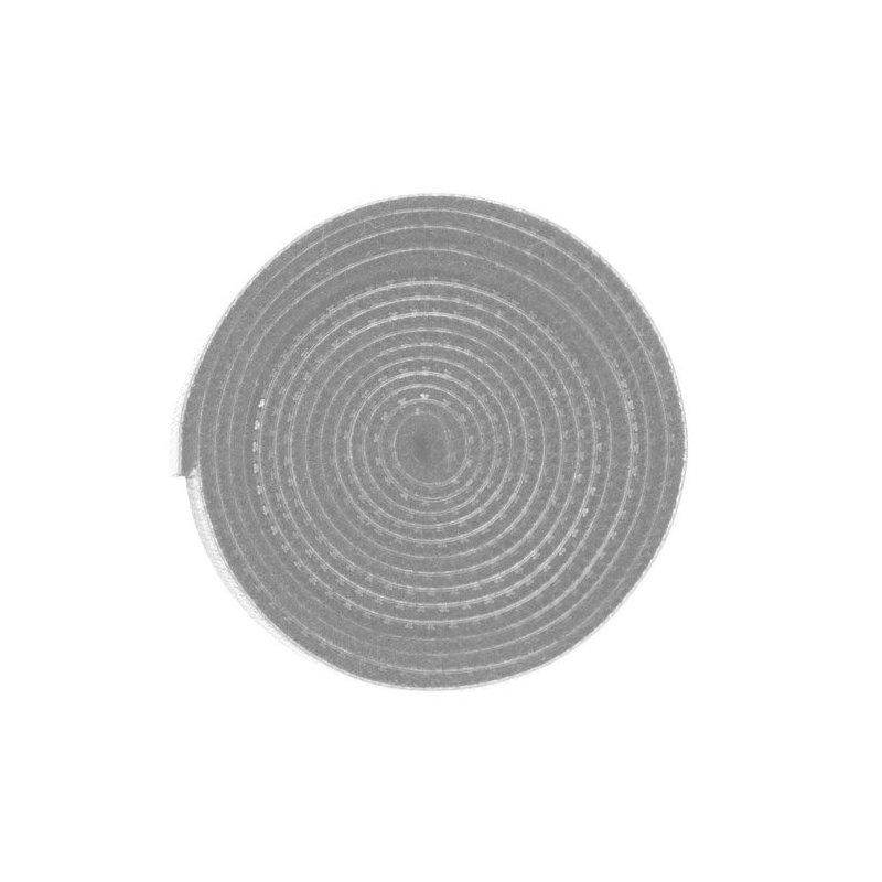 Organizator cabluri / Velcro Baseus Rainbow Circle 100cm -ACMGT-E0G- Grey